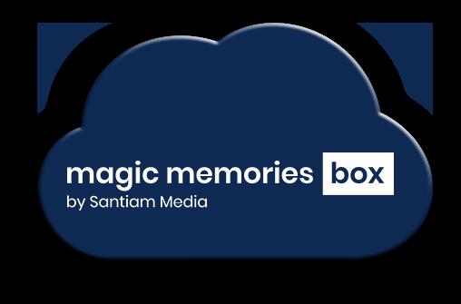 Magic Memories Cloud storage for analog media.