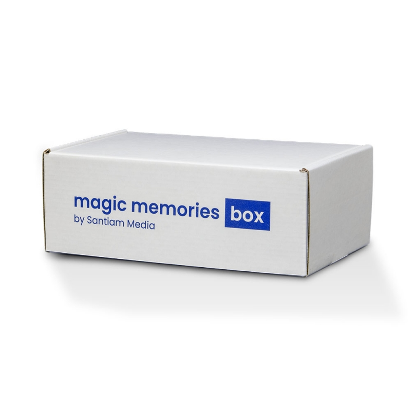 Three item Magic Memories Box product image.